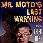 Peter Lorre and John Carradine in Mr. Moto's Last Warning (1939)