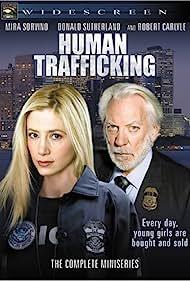 Mira Sorvino and Donald Sutherland in Human Trafficking (2005)