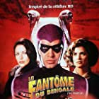 Billy Zane, Kristy Swanson, Catherine Zeta-Jones, and Cary-Hiroyuki Tagawa in The Phantom (1996)