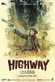 Randeep Hooda and Alia Bhatt in Highway (2014)