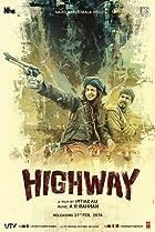 Highway (2014) Poster
