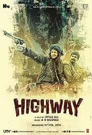 Highway 2014 Hindi Movie BluRay 300mb 480p 1.2GB 720p 4GB 14GB 1080p