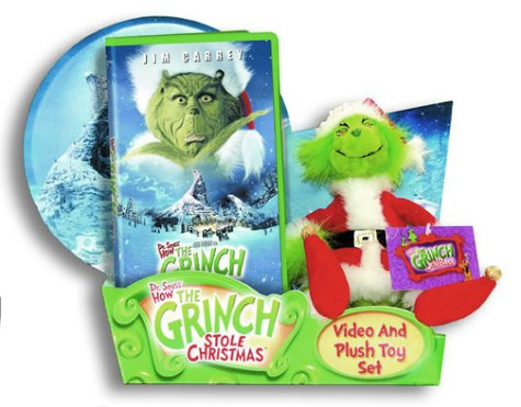 How The Grinch Stole Christmas 2000 Vhs.How The Grinch Stole Christmas 2000