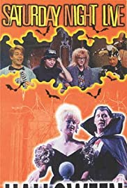 Saturday Night Live: Halloween Special Poster