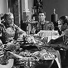 Marlon Brando, Douglass Dumbrille, and Douglass Watson in Julius Caesar (1953)