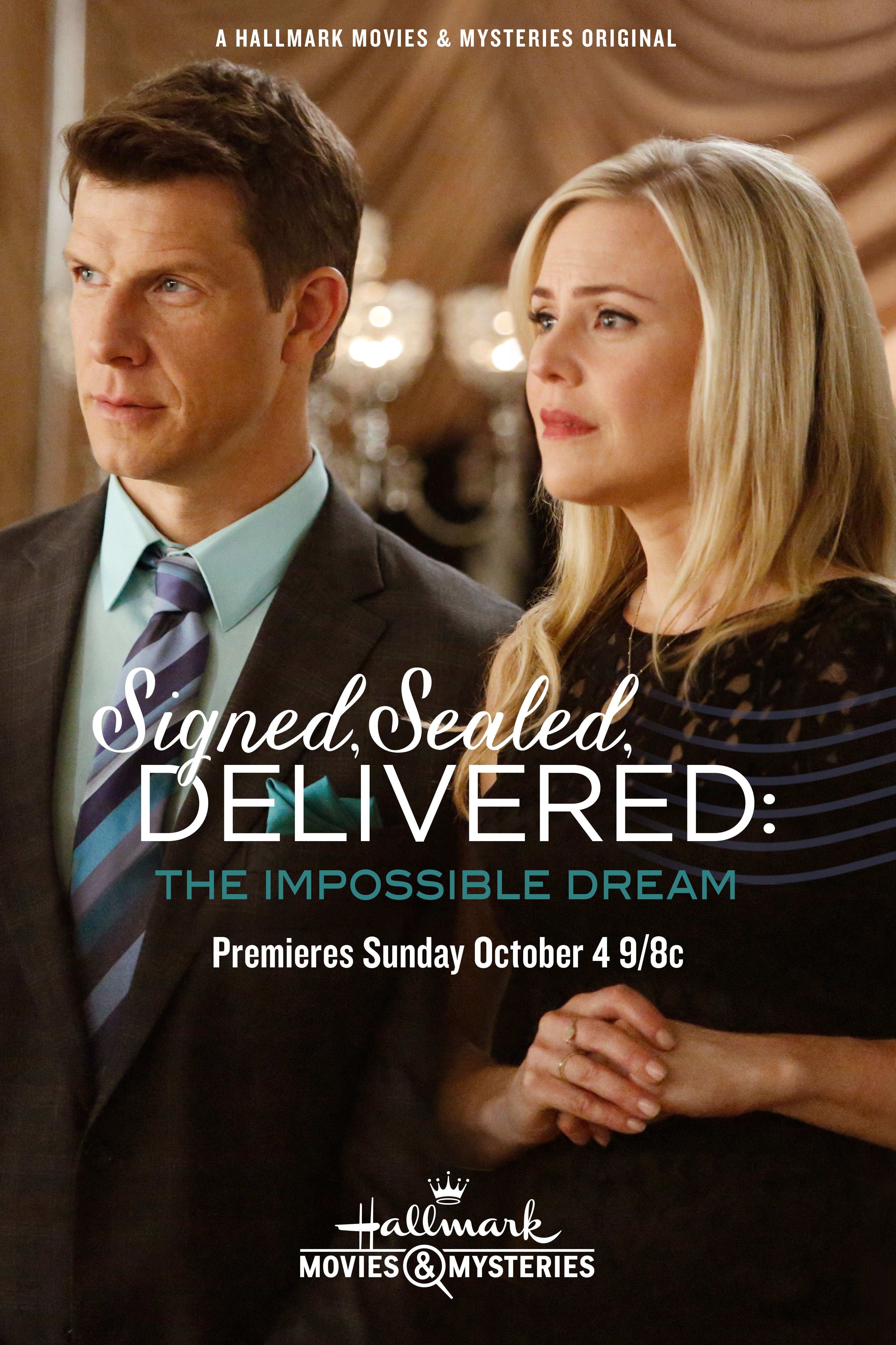 signed sealed delivered lost without you hallmark full movie