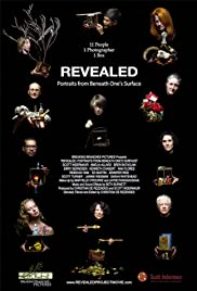 Revealed: Portraits from Beneath One's Surface Poster