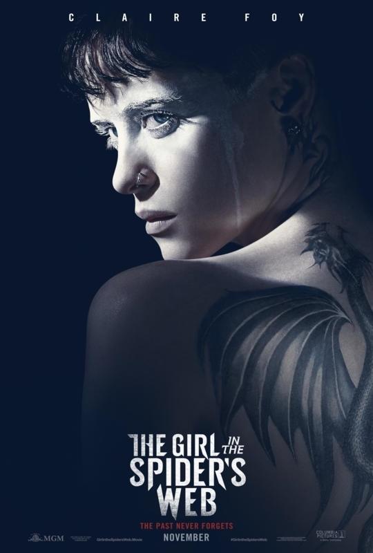 فيلم The Girl in the Spider's Web مترجم, kurdshow