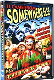 It Came from Somewhere Else (1988) starring William Vanarsdale on DVD on DVD