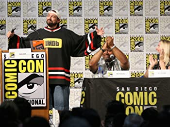 Kevin Smith and Marc Bernardin