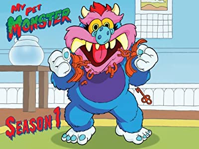 Watch wmv movies My Pet Monster by Timothy Bond [1680x1050]