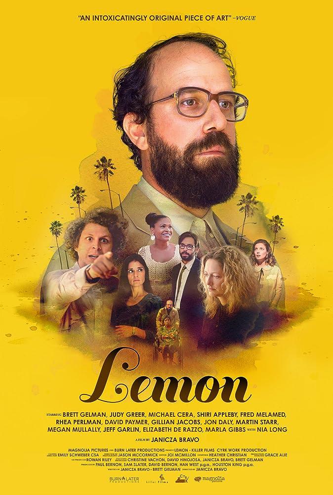 Nia Long, Shiri Appleby, Michael Cera, Judy Greer, Brett Gelman, and Gillian Jacobs in Lemon (2017)