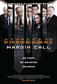 Demi Moore, Kevin Spacey, Jeremy Irons, Stanley Tucci, Penn Badgley, Simon Baker, Paul Bettany, and Zachary Quinto in Margin Call (2011)