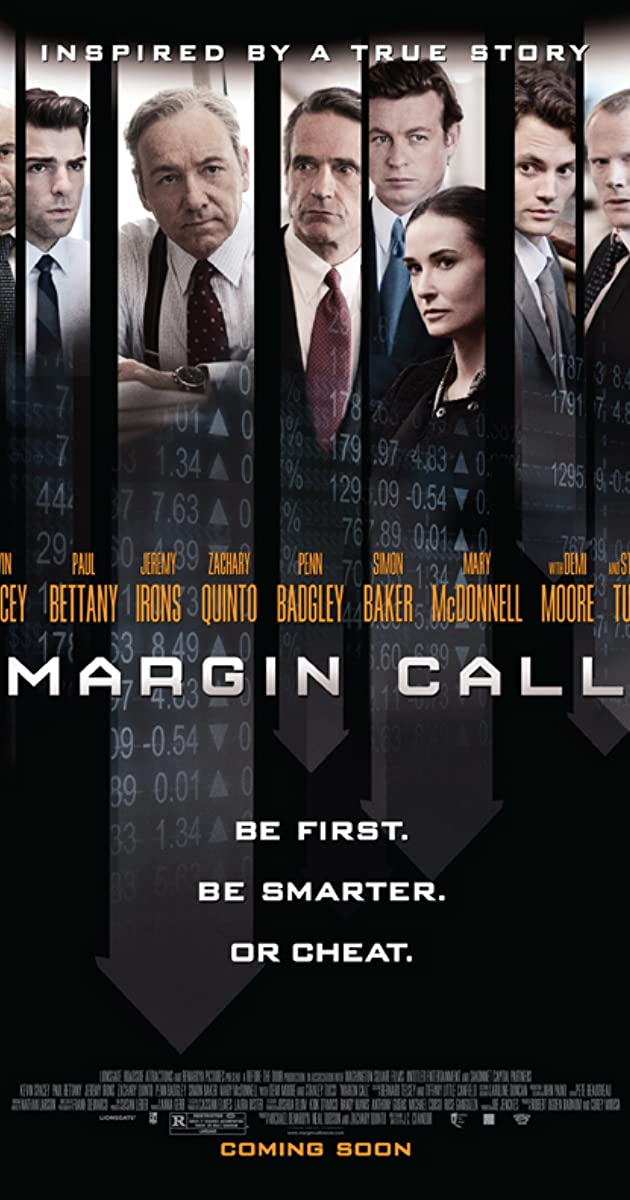 Margin Call (2011) Hindi Dubbed 720p BluRay 1GB Free Download
