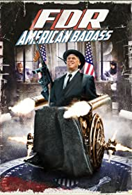 Barry Bostwick in FDR: American Badass! (2012)