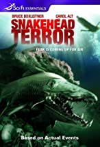 Primary image for Snakehead Terror