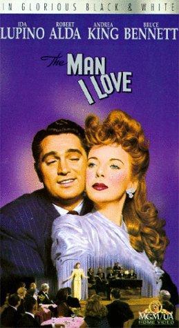 Robert Alda and Ida Lupino in The Man I Love (1946)