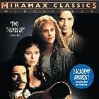 Meg Ryan, Robert Downey Jr., Sam Neill, and Polly Walker in Restoration (1995)