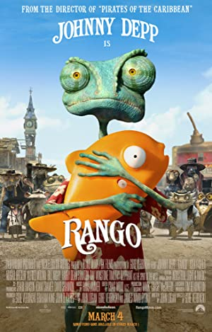 Movie Rango (2011)