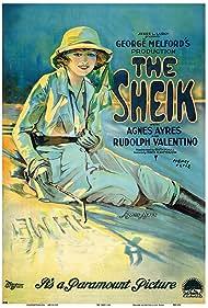 Agnes Ayres in The Sheik (1921)
