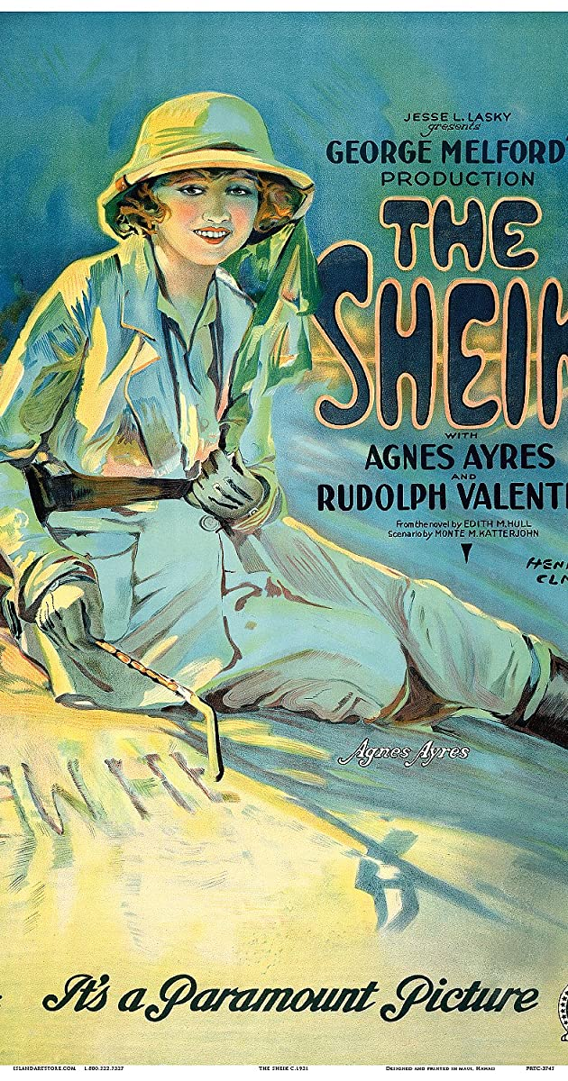The Sheik (1921) - The Sheik (1921) - User Reviews - IMDb