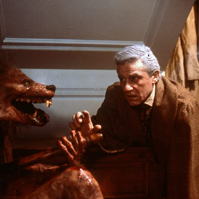 Roddy McDowall in Fright Night (1985)