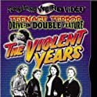 Joanne Cangi, Gloria Farr, Theresa Hancock, and Jean Moorhead in The Violent Years (1956)