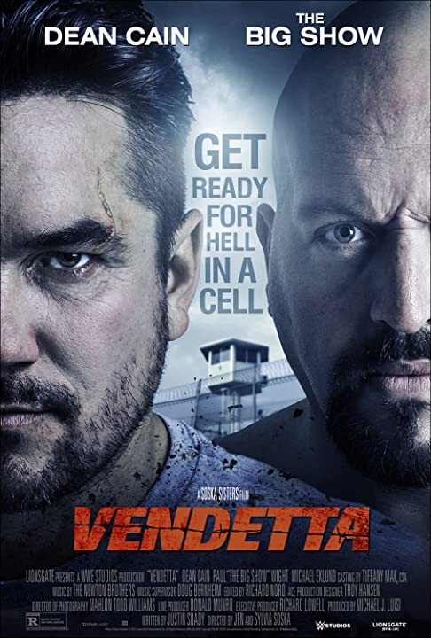 Vendetta (2015) Hindi Dubbed