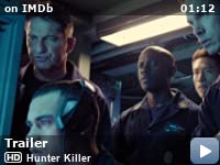 hunter killer full movie online stream