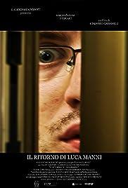 Il Ritorno di Luca Manni Poster