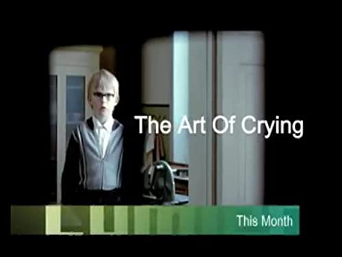 The Art of Crying - on NDTV Lumiere