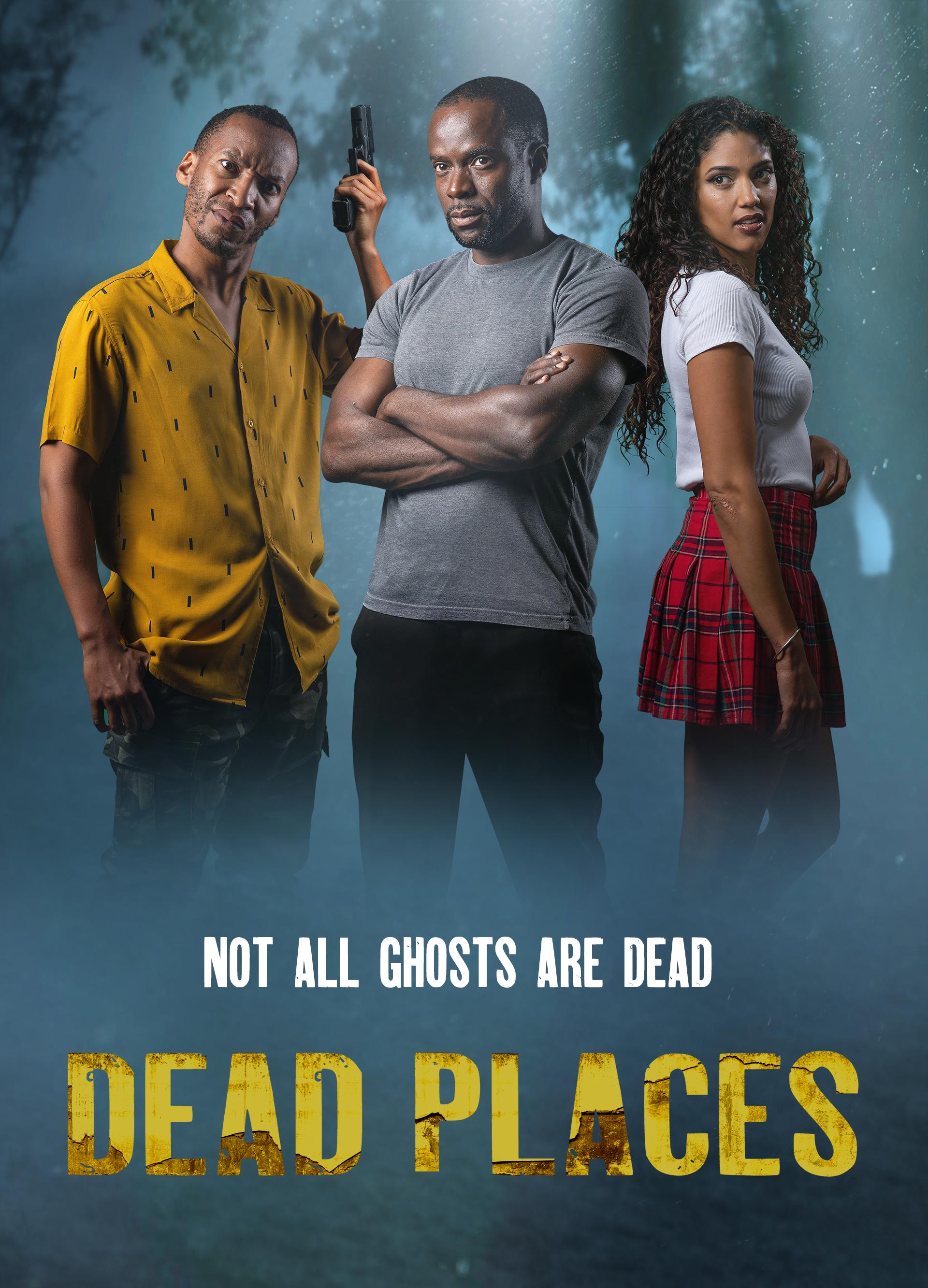 Dead Places (TV Series 2021– ) - IMDb