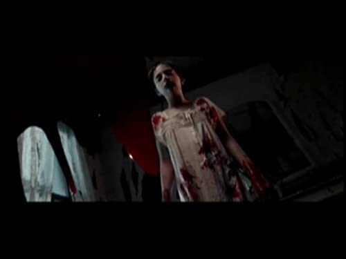 """Patricia Raven as Young Mary Hatchet in """"Blood Night"""""""