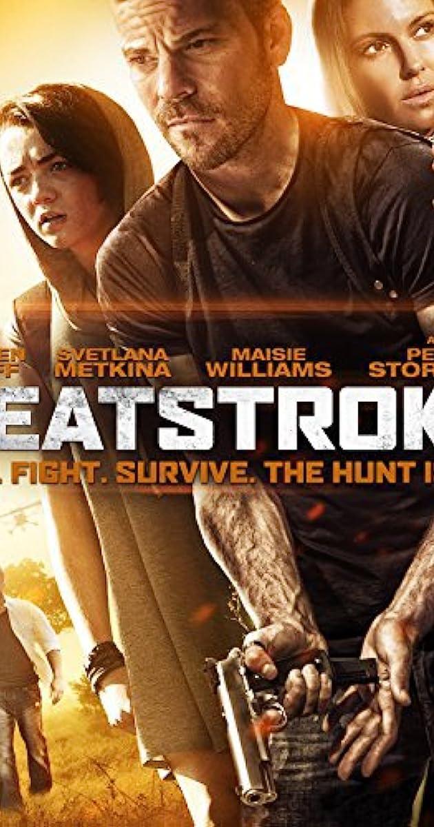 Subtitle of Heatstroke