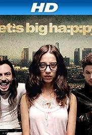 Let's Big Happy Poster