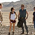 Will Ferrell, Anna Friel, Brad Silberling, and Danny McBride in Land of the Lost (2009)