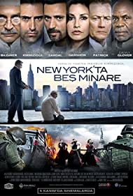 Gina Gershon, Danny Glover, Robert Patrick, Haluk Bilginer, Mustafa Sandal, and Mahsun Kirmizigül in Five Minarets in New York (2010)