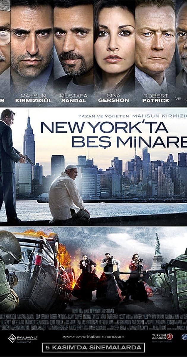 Five Minarets New York 2010