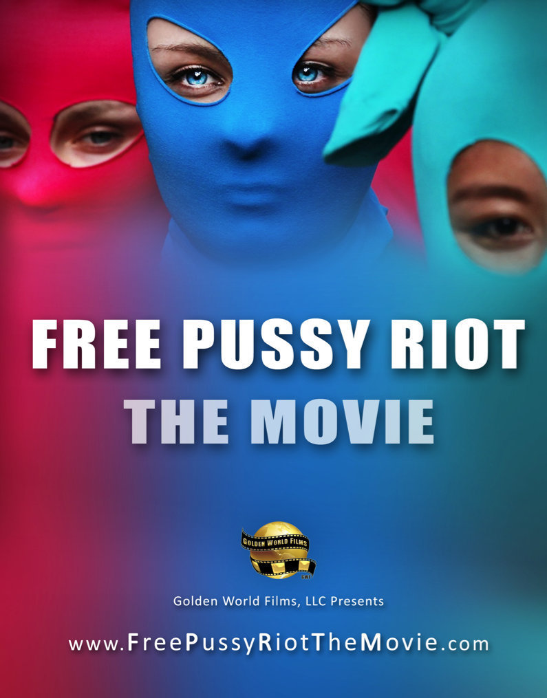 Pussy Riot: The Movement (2013) - Photo Gallery - IMDb
