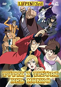 Lupin III: Stolen Lupin full movie download in hindi