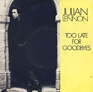 Single download links for movies Julian Lennon: Too Late for Goodbyes [640x960]
