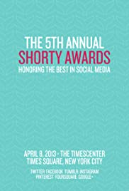 5th Annual Shorty Awards Poster