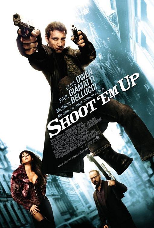 Shoot Em Up (2007)[720p – BDRip – [TAMIL + TELUGU + HINDI + ENGLISH] – x264 – 850MB – ESubs