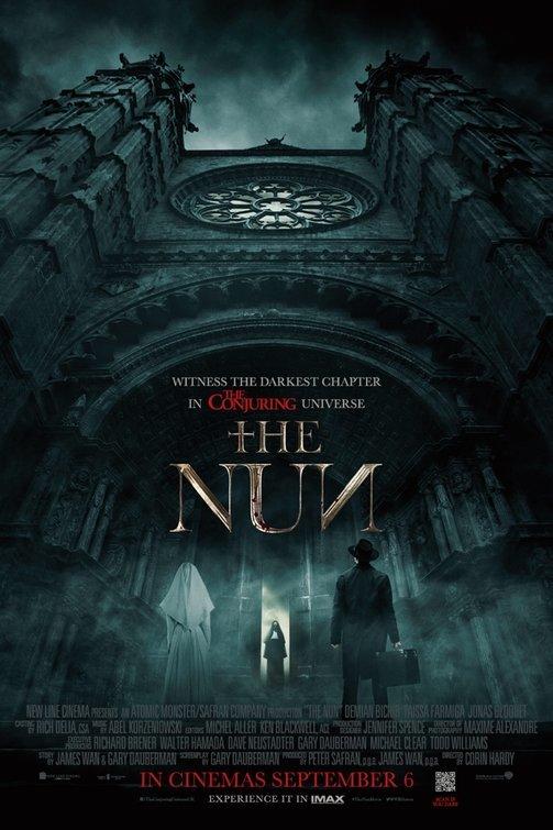 Vienuolė / The Nun (2018) online