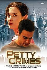 Petty Crimes Poster