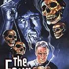 Henry Daniell, Eduard Franz, and Valerie French in The Four Skulls of Jonathan Drake (1959)