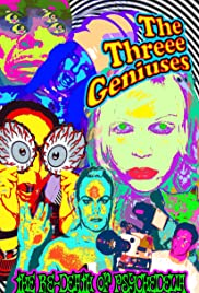 Threee Geniuses: The Re-Death of Psychedelia Poster