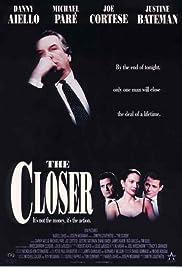 The closer 1990 imdb the closer poster publicscrutiny Choice Image