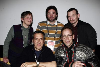 Peggy LeMone, Nicholas Meyer, Shane Carruth, Lawrence Krauss and John Underkoffler