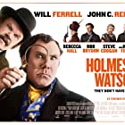Ralph Fiennes, John C. Reilly, Will Ferrell, Rob Brydon, Steve Coogan, and Rebecca Hall in Holmes & Watson (2018)